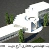 طراحی هنرستان معماری