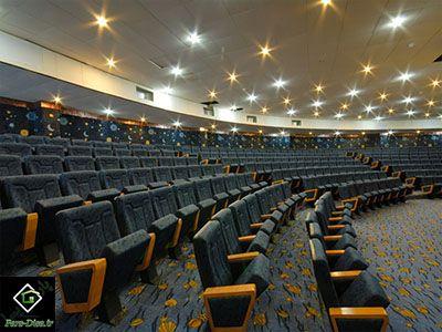 ضوابط و استانداردهای طراحی آمفی تئاتر