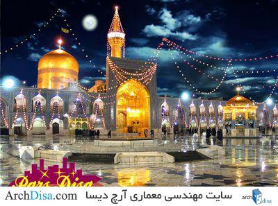 نگاهي کوتاه به شهرستان مشهد