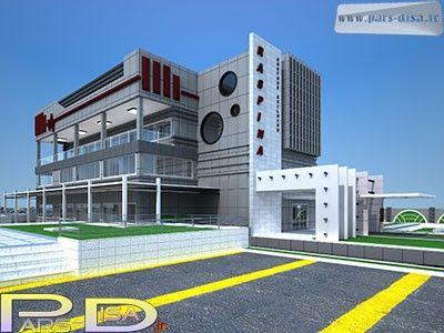 ساختمان پزشکان 1