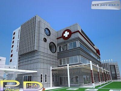 پروژه ساختمان پزشکان