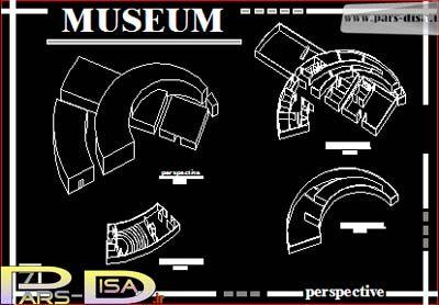 طراحی موزه ۱