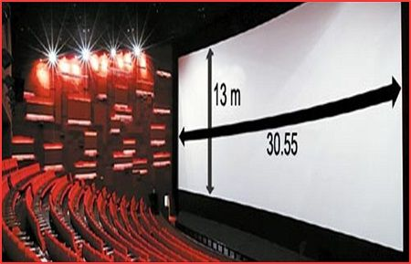 تجهیزات و مبلمان سینما