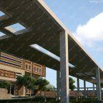 پروژه دانشکده معماری - پارس دیسا