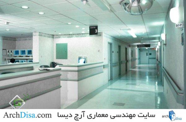 پلان بیمارستان ۴