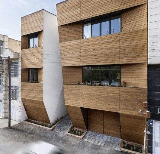پروژه خانه افشاریان کرمانشاه