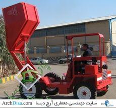 معرفی ماشین آلات ساختمانی فصل ششم (دامپر)