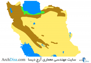 My-iran-climate-map-simplified