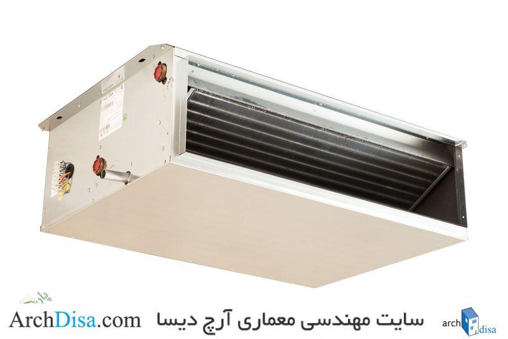 فن کویل و هوارسان دوگانه – پارس دیسامحاسن سیستم فن کویل: کنترل دما به صورت اتاق به اتاق صورت میپذیرد. در سیستم فن  کویل بار سرمایی یا گرمایی فضاها به وسیله آب سرد یا گرم (فن ...