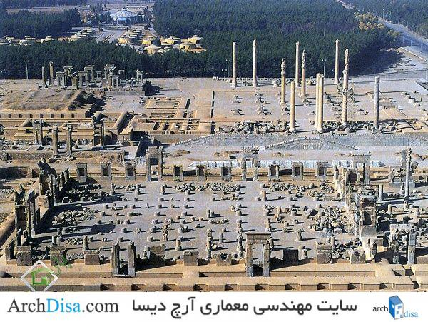تخت جمشید، پایتخت مذهبی هخامنشیان