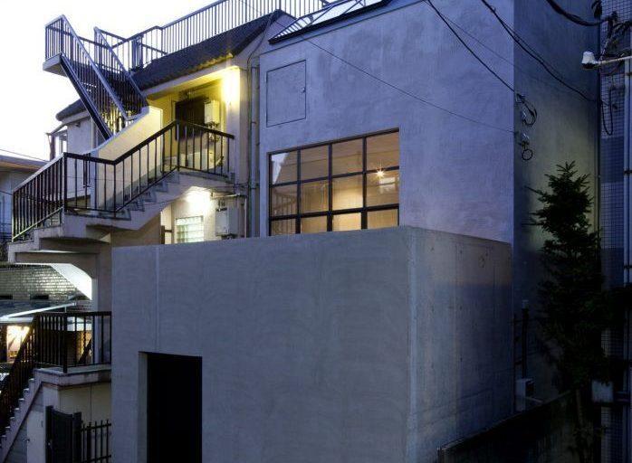 نمونه طراحی مسکونی (ژاپن)
