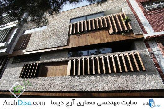 پروژه طراحی مسکونی (اصفهان)
