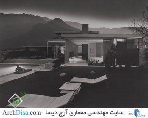 Kaufmann House, 1947. Image © Julius Schulman