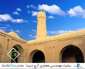 مسجد فهرج، کهن ترین مسجد ایران