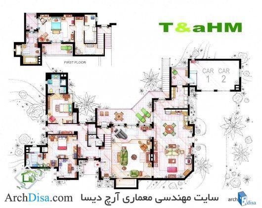 روند طراحی مجتمع مسکونی