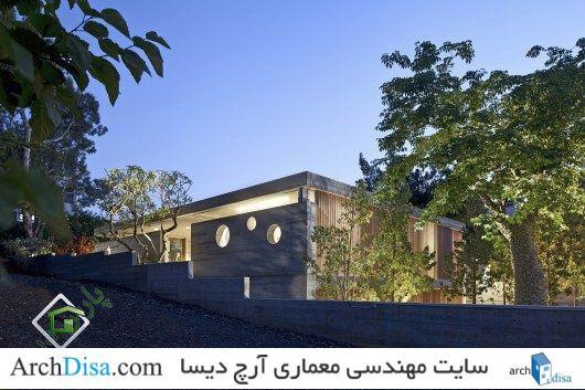 خانه ای برای یک معمار