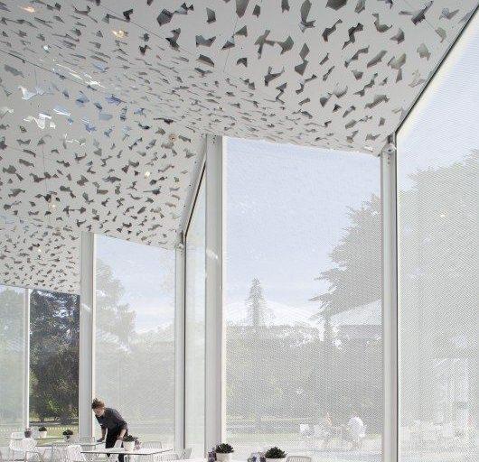 ۲۵ ساختمان برتر نیوزلند
