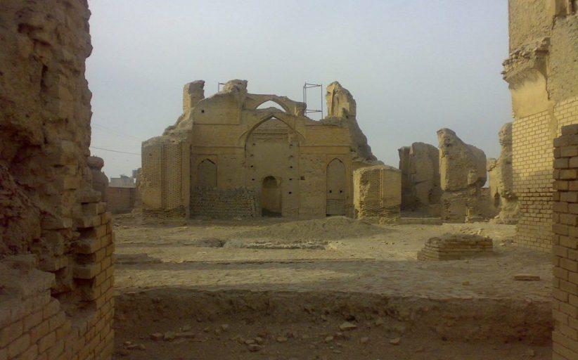 پروژه مرمت مسجد هفت شویه اصفهان