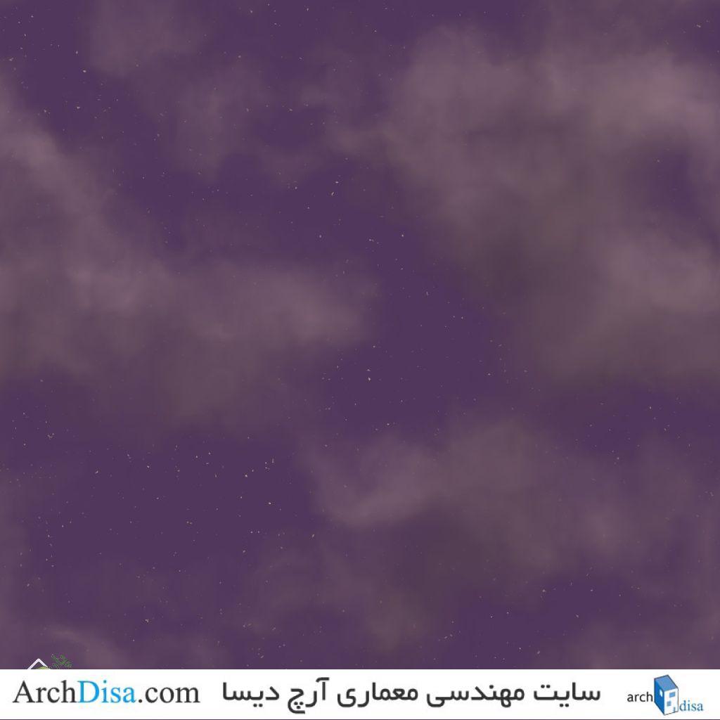 انواع تکسچر آسمان (ابری، آفتابی، شب)