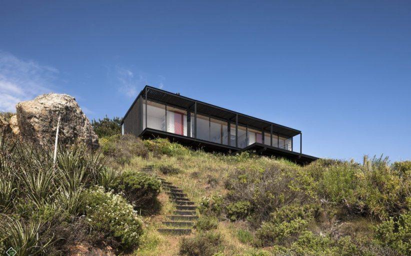 نمونه پروژه مسکونی پیش ساخته (شیلی)