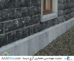 Limestone-Plinth