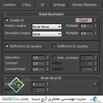 آموزش تصویری تنظیمات وی ری Bruteforce(قسمت هجدهم)