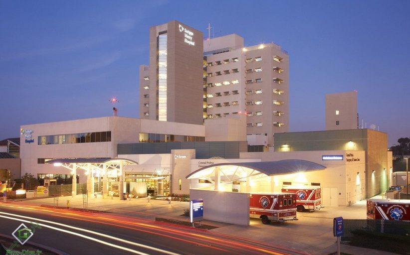 نمونه های اجرا شده بیمارستان سوانح در جهان