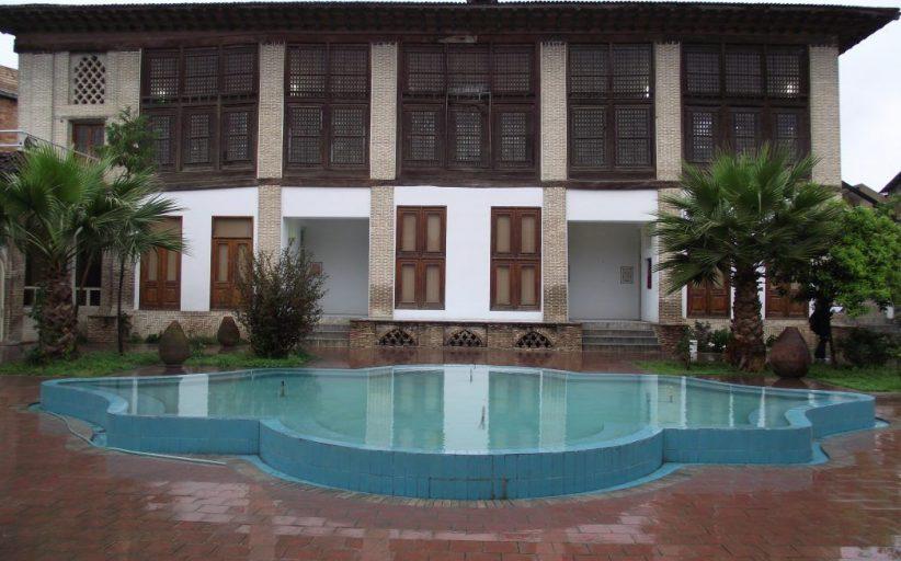 تصاویر خانه کلبادی ساری