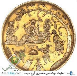 معماری دوره ساسانیان