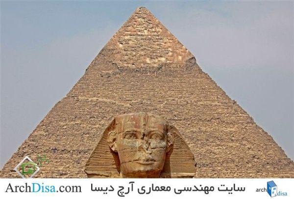 هرم خوفو مصر