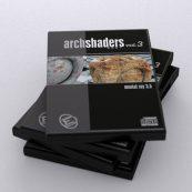 دانلود متریال منتال ری مجموعه سوم- Archshaders vol. 3