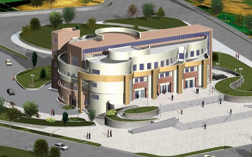 پلان دانشکده فنی و مهندسی دانشگاه ارومیه