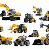 نرم افزار معرفی ماشین آلات ساختمانی و راه سازی