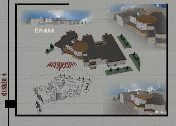 پروژه بیمارستان ۶۰ تختخوابی ۵
