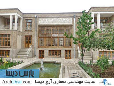 خانه صدقیانی تبریز