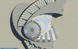 رساله معماری طراحی موزه آثار باستانی و تاریخی