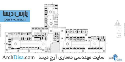 رساله ارشد طراحی فضاهای چند عملکردی شهری بر اساس معماری ایرانی-اسلامی