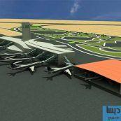 طرح نهایی فرودگاه شامل رساله ، پاورپوینت ، پلان ، رندر و شیت بندی