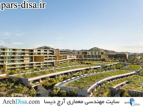 نمونه موردی هتل ، به همراه تصاویر با کیفیت و نقشه ها