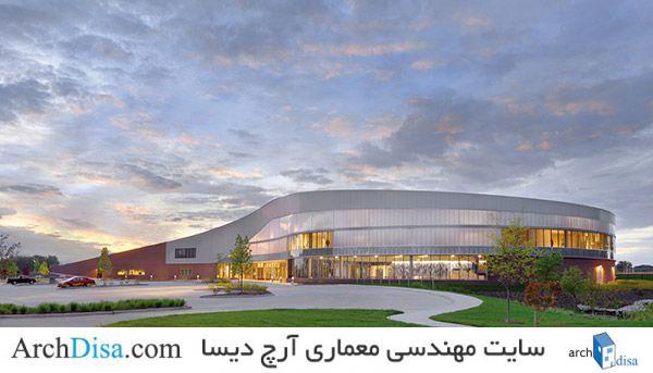 نمونه موردی طراحی مرکز تفریحی آموزشی ، به همراه نقشه