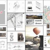 پورتفولیو معماری ، نحوه ایجاد یک رزومه حرفه ای در ۸ مرحله
