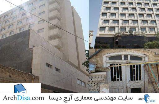 پاورپوینت خانه سبزواری ها مشهد - ۶۳ اسلاید