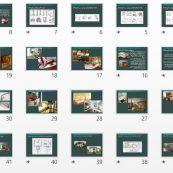 پاورپوینت معماری طراحی آشپزخانه - بررسی و تحلیل آشپزخانه - ۴۳ اسلاید