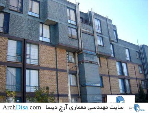 پاورپوینت معماری مجتمع مسکونی طاش - (بوستان- یاس) - ۱۷۲ اسلاید