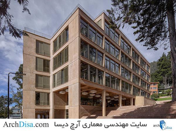 نمونه موردی دانشکده معماری